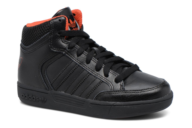 Sneaker Adidas Originals Varial Mid J schwarz detaillierte ansicht/modell