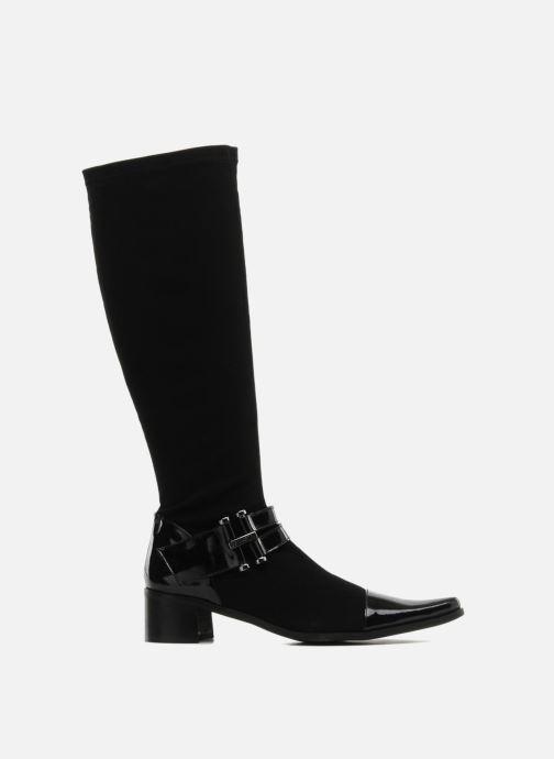 Boots & wellies JB MARTIN Boheme Black back view