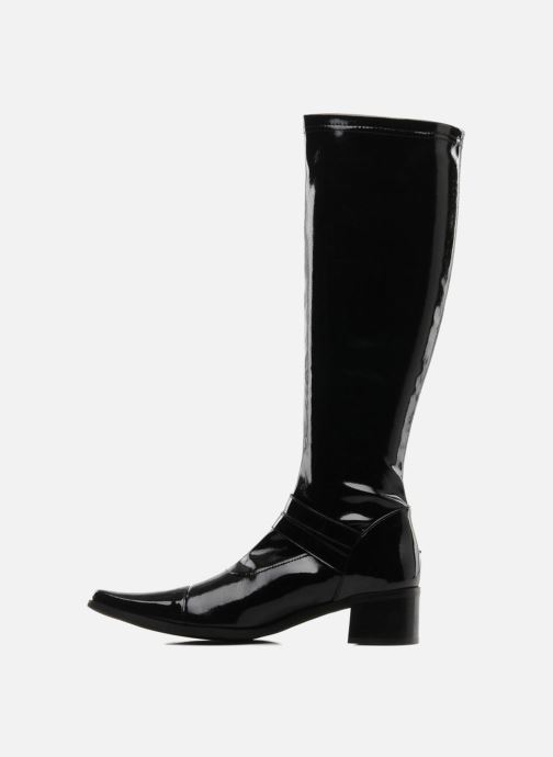 Boots & wellies JB MARTIN Boheme Black front view