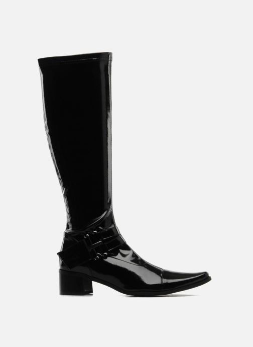 Boots & wellies JB MARTIN Boheme Black back view