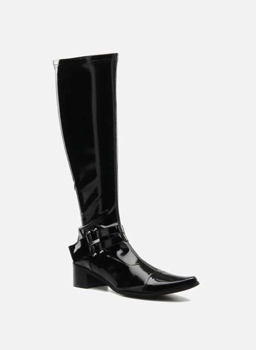 Boots & wellies JB MARTIN Boheme Black detailed view/ Pair view