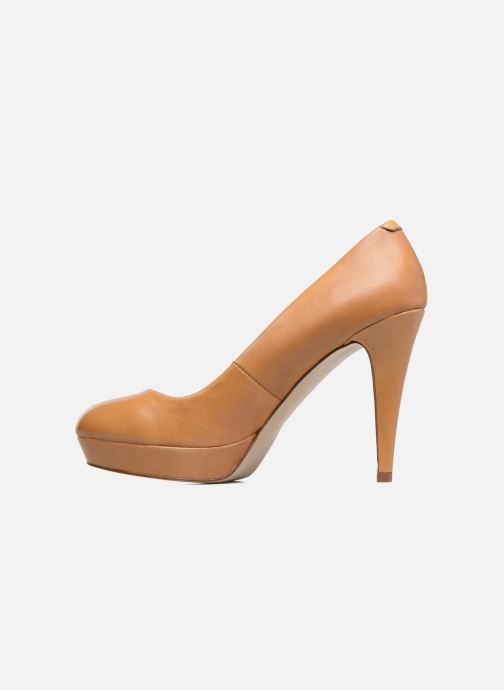 High heels Bronx SEVEN 73812 Beige front view