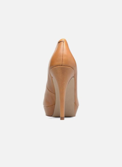 High heels Bronx SEVEN 73812 Beige view from the right