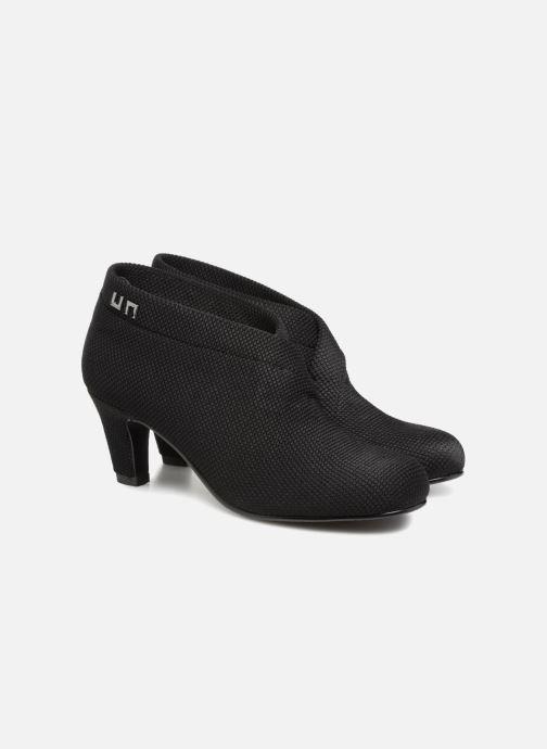 Boots en enkellaarsjes United Nude Fold Mid Zwart 3/4'