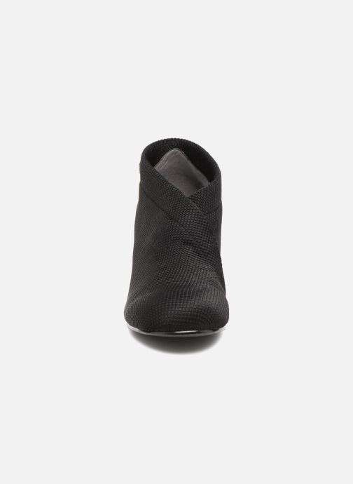 Boots en enkellaarsjes United Nude Fold Mid Zwart model