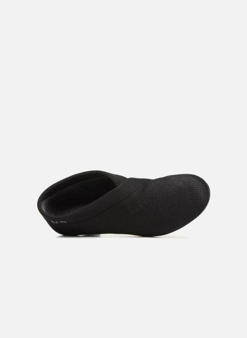 Boots en enkellaarsjes United Nude Fold Mid Zwart links