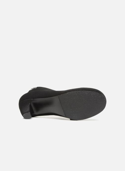 Boots en enkellaarsjes United Nude Fold Mid Zwart boven