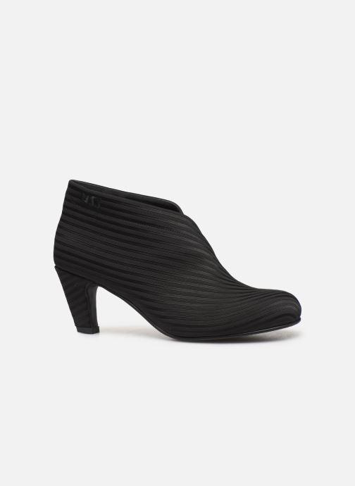 Boots en enkellaarsjes United Nude Fold Mid Zwart achterkant