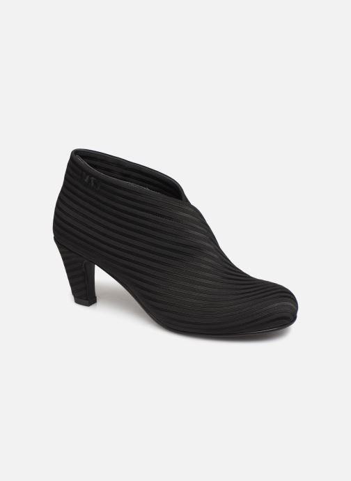 Boots en enkellaarsjes United Nude Fold Mid Zwart detail