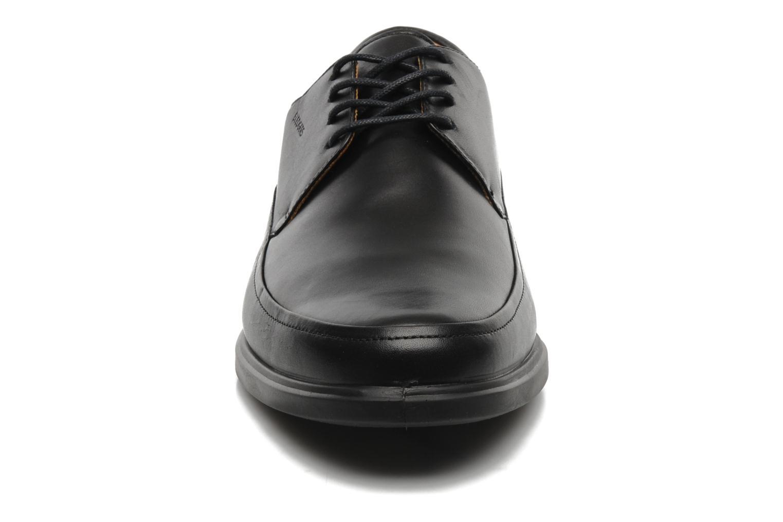 Lace-up shoes Sledgers Joke Black model view