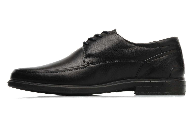 Chaussures à lacets Sledgers Joke Noir vue face