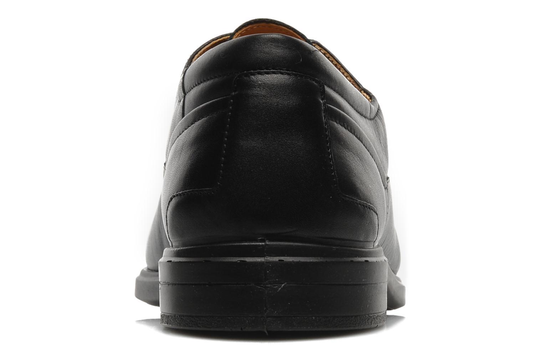 Chaussures à lacets Sledgers Joke Noir vue droite