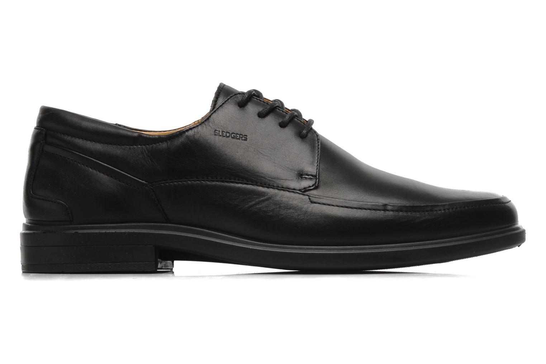 Chaussures à lacets Sledgers Joke Noir vue derrière