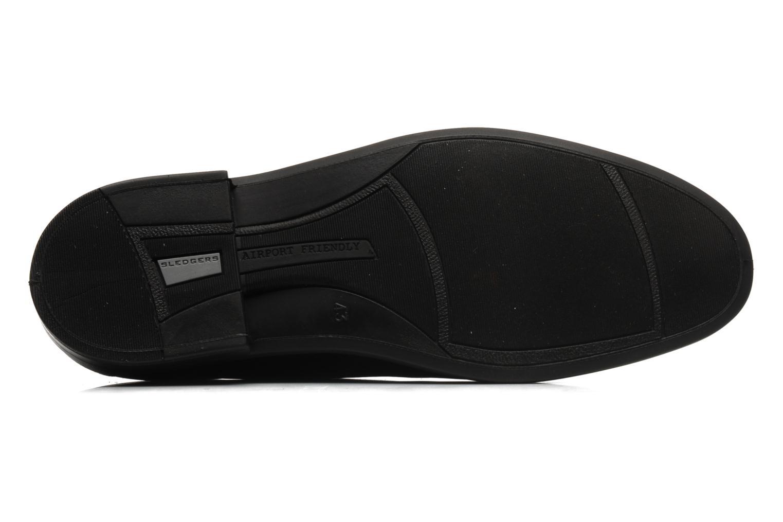 Chaussures à lacets Sledgers Joke Noir vue haut