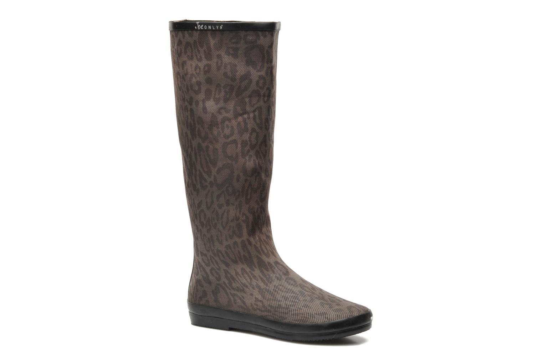Stiefel Be Only Reptilium braun detaillierte ansicht/modell