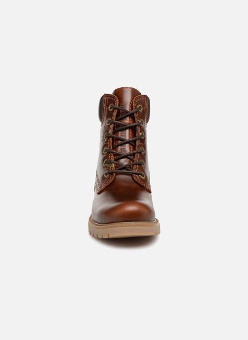 Bottines et boots Panama Jack Panama 03 W Marron vue portées chaussures