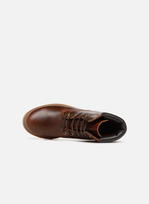 Bottines et boots Panama Jack Panama 03 W Marron vue gauche