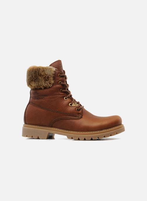 Boots en enkellaarsjes Panama Jack Felicia Bruin achterkant