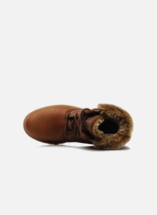 Stiefeletten & Boots Panama Jack Felicia braun ansicht von links