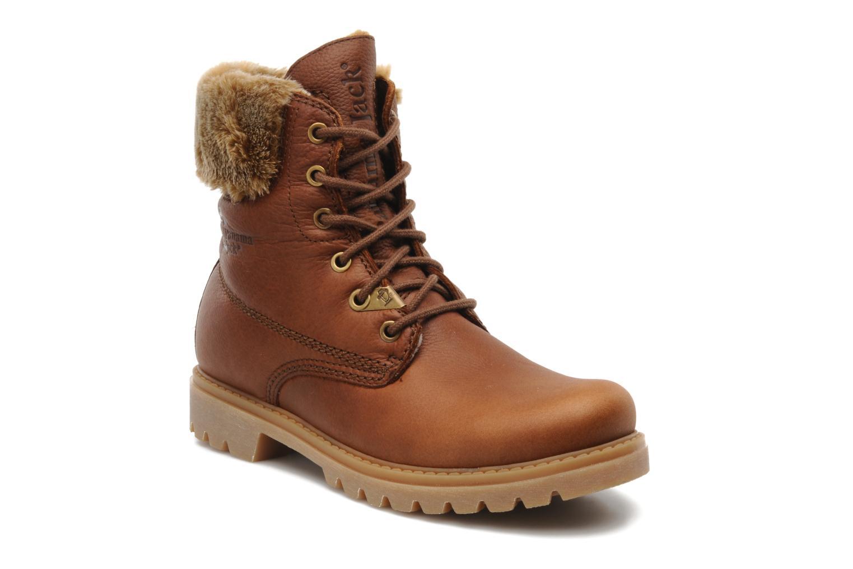 Zapatos de mujer baratos zapatos de mujer  Panama Botines Jack Felicia (Marrón) - Botines Panama  en Más cómodo 90db02