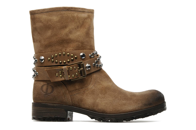 Stiefeletten & Boots Folk'l Olexa braun ansicht von hinten