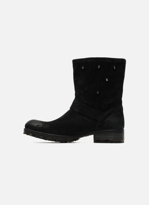 Stiefeletten & Boots Folk'l Rachell grau ansicht von vorne