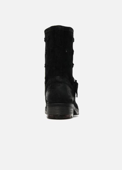 Stiefeletten & Boots Folk'l Rachell grau ansicht von rechts