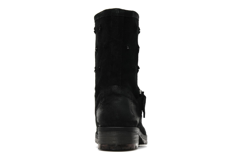 Boots en enkellaarsjes Folk'l Rachell Grijs rechts