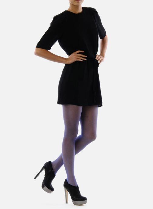 Stiefeletten & Boots De Siena shoes Amalia schwarz ansicht von unten / tasche getragen