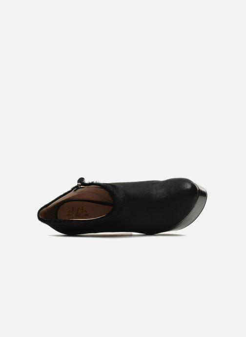 Botines  De Siena shoes Amalia Negro vista lateral izquierda