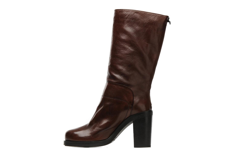Bottines et boots Kéy Té By Kallisté Kelina Marron vue face