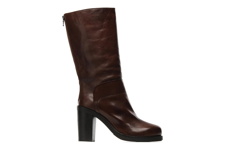 Bottines et boots Kéy Té By Kallisté Kelina Marron vue derrière