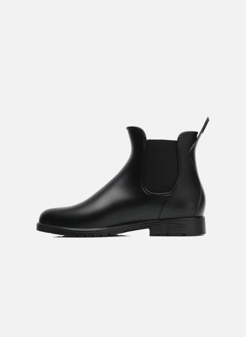 Boots en enkellaarsjes Méduse Jumpy Zwart voorkant