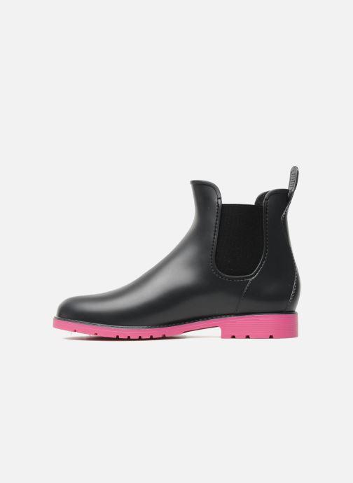 Ankle boots Méduse Jumpy Black front view