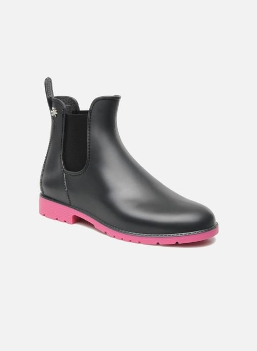 Ankle boots Méduse Jumpy Black detailed view/ Pair view