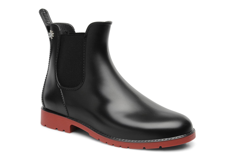 Bottines et boots Méduse Jumpy Noir vue détail/paire