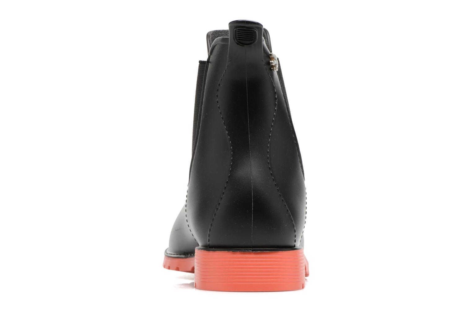 Ankle boots Méduse Jumpy Black view from the right