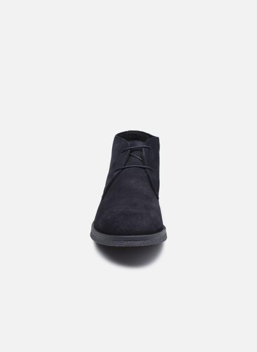Zapatos con cordones Geox UOMO CLAUDIO Azul vista del modelo