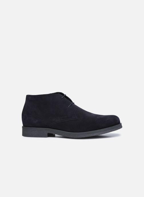 Zapatos con cordones Geox UOMO CLAUDIO Azul vistra trasera