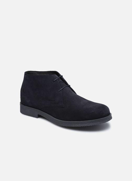 Zapatos con cordones Geox UOMO CLAUDIO Azul vista de detalle / par