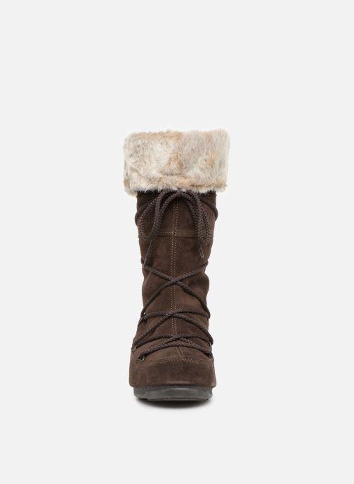 2 Dark Brown Moon Butter Boot WIH2EDYe9