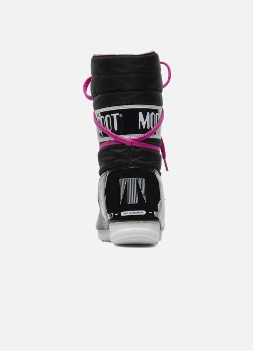 Sportschuhe Moon Boot Sugar schwarz ansicht von rechts