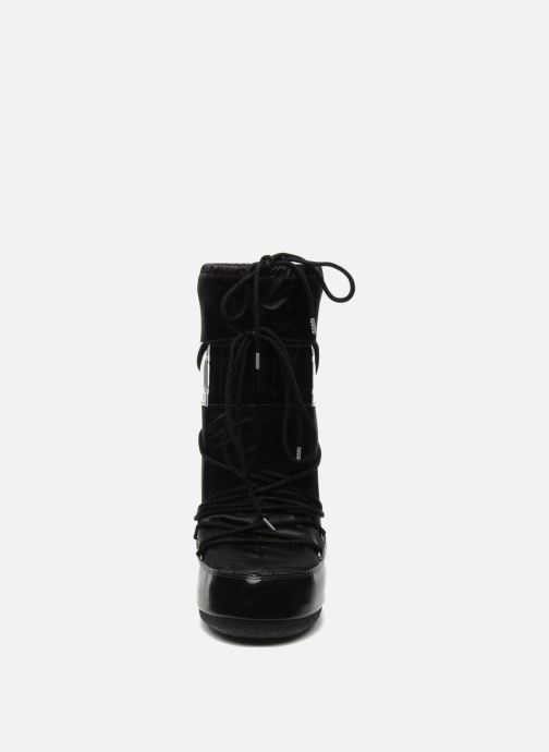 Zapatillas de deporte Moon Boot Glance Negro vista del modelo