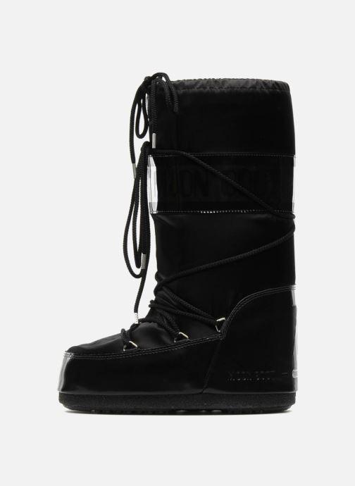 Zapatillas de deporte Moon Boot Glance Negro vista de frente