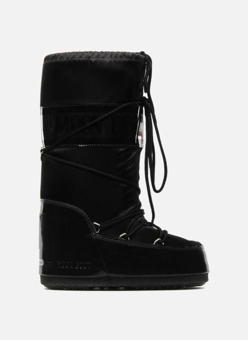Sportschoenen Moon Boot Glance Zwart achterkant