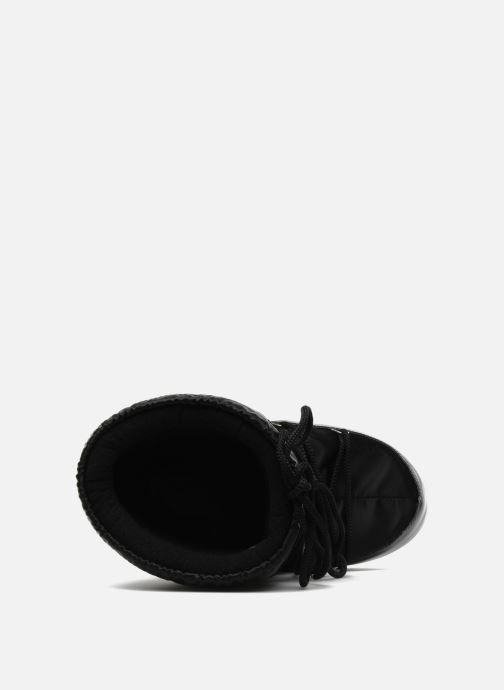 Sportschuhe Moon Boot Glance schwarz ansicht von links