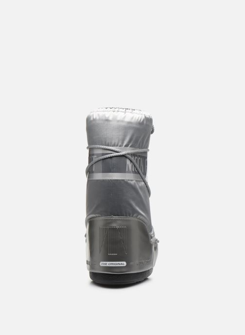Zapatillas de deporte Moon Boot Glance Plateado vista lateral derecha
