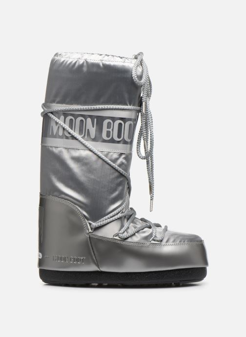 Sport shoes Moon Boot Glance Silver back view