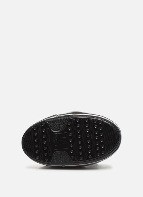 Chaussures de sport Moon Boot Glance Argent vue haut
