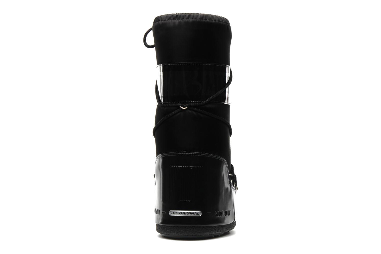 Chaussures de sport Moon Boot Glance Noir vue droite
